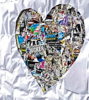 Sugar Cube Heart
